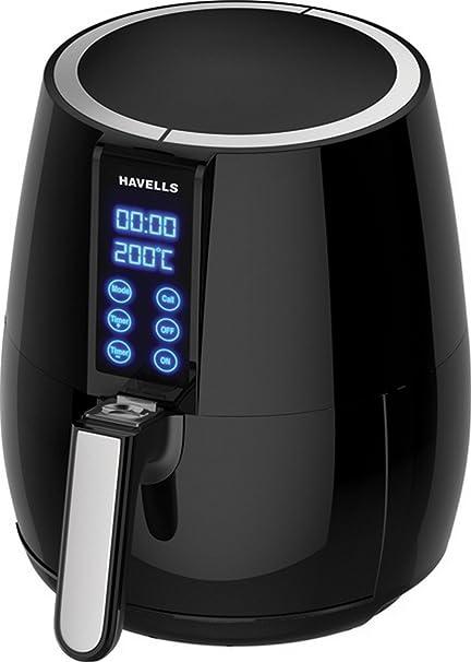 Havells Prolife Digi 1230-Watt Air Fryer (Black)