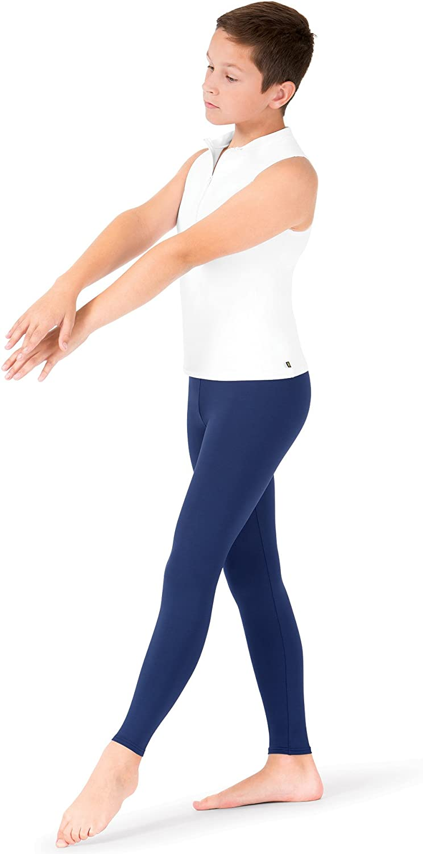 Amazon.com: Boys Gregor High Waist Dance Legging ME802C: Clothing