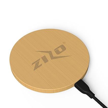 Amazon.com: Zizo boost-pad Cargador inalámbrico, Qi ...