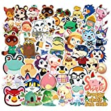 Popular Game Sticker, 101pcs Animal Crossing Stickers Water Bottles - Cute, Waterproof, Aesthetic, Trendy Stickers for…