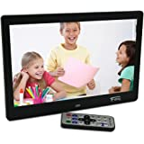 Sylvania Sdpf1089 10 Inch Led Multimedia Wood Finished Digital Photo