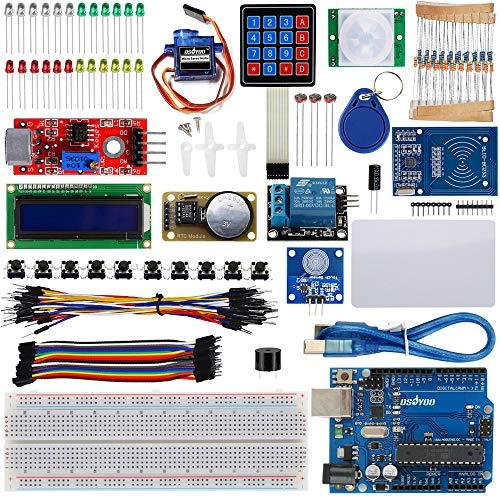 OSOYOO RFID Master Starter Kit Ultimate DIY Super Learning kit - Import It  All