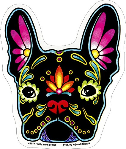 french bulldog decal for mac - 7