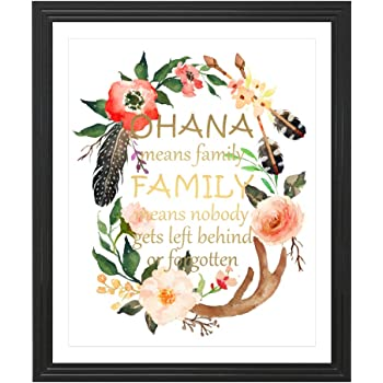 Amazon Com Simply Remarkable Ohana Means Family