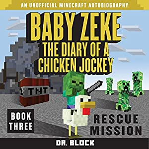 Baby Zeke Rescue Mission Audiobook