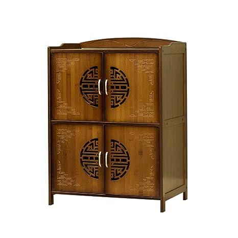 Amazon.com: Estantería de almacenamiento para libros, cocina ...