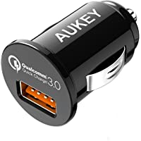 Aukey CC-T13 Flush Fit QC 3.0 Port Car Charger