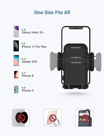 Car Phone Holder Mpow Windscreen Car Mount Grip Flex Elektronik