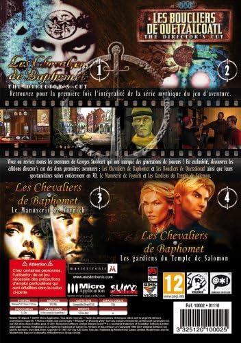 Les chevaliers de Baphomet - ultimate - Actualités des Jeux Videos