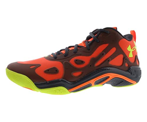 9feebaaea268a Under Armour Men's Micro G Anatomix Spawn 2 Low Basketball Shoes ...
