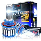 9008 bulb - Win Power H13 LED Headlight Bulbs Conversion Kit 6000k Cool White 7200 Lumens 9008 Cree High Low LED Headlight Bulb Replacement-2 Year Warranty