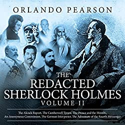 The Redacted Sherlock Holmes, Volume II