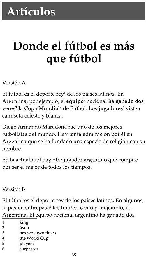 Amazon.com: Nuestro mundo: Level 2 Spanish Short Story ...