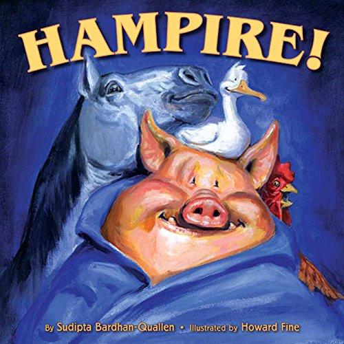Hampire! (Spooky Halloween Stories For Preschoolers)