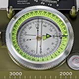 BNISE Military Marching Compass %2D Wate