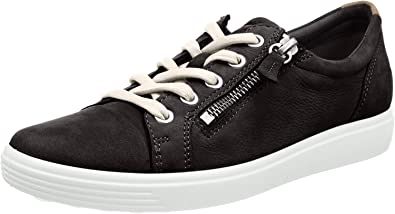 ECCO Soft 7, Sneakers Basses Femme: : Chaussures et