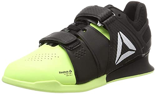 56340ab0809 Reebok Legacy Lifter Shoe Men s Weightlifting 13 Electric Flash-Black-White