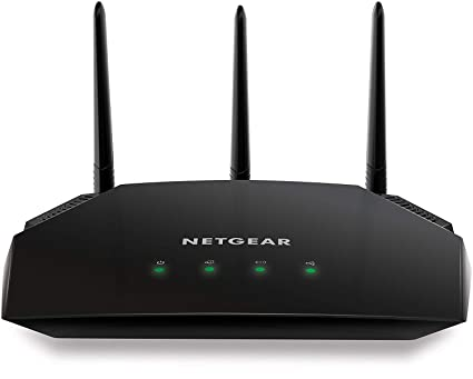 Netgear R6350 AC1750 Smart WiFi Router (Black)