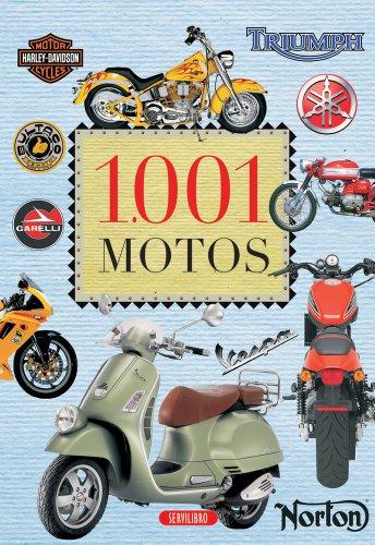 1.001 motos (Spanish Edition) by Susaeta Ediciones, S.A.