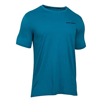 Under Armour Men s Charged Cotton Short Sleeve T-Shirt  Under Armour ... d227c5ced58
