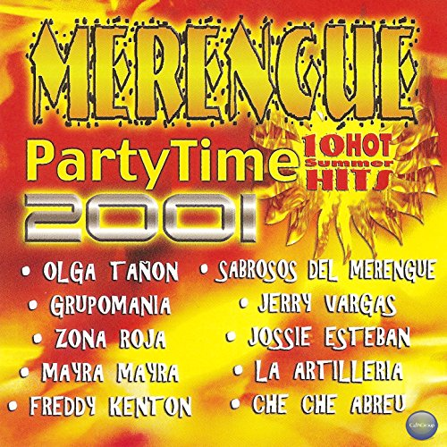 ... Merengue Party Time 2001: 10 H..