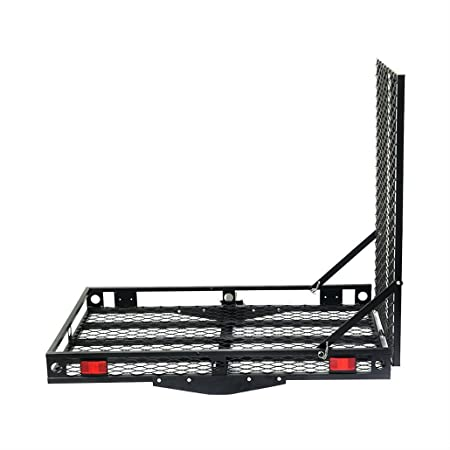 Amazon.com: 500lbs resistente silla de ruedas Hitch Carrier ...