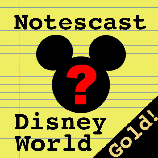 Disney World Secrets Gold -