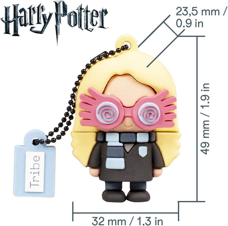 Llave USB 32 GB Luna Lovegood – Memoria Flash drive 2.0 Original Harry Potter, Tribe FD037705