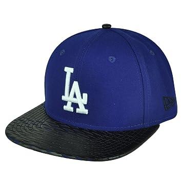 MLB New Era 9 FIFTY 950 piel Rip los angeles dodgers Gorra ...