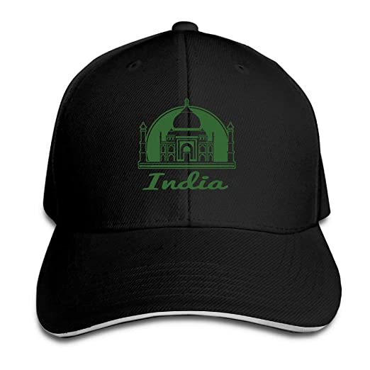 Amazon.com  DeerLiKang Sandwich Baseball Caps Unisex Adjustable ... 1e5d75b142a