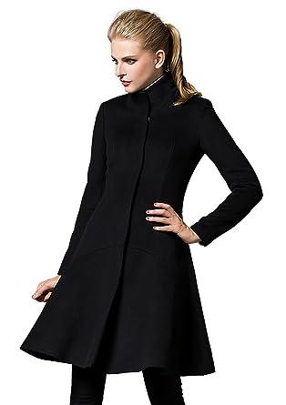 Girl Shmily Vêtements Wool Coat Manteau Et Femme Accessoires 7rqSrd