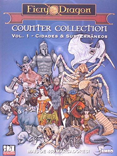 Cidades e Subterrâneos - Volume 1. Coleção Counter Collection
