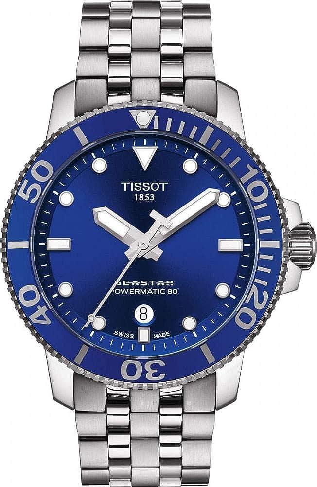 Tissot SEASTAR 1000 MATICBLUE T120.407.11.041.00 Reloj Automático para hombres