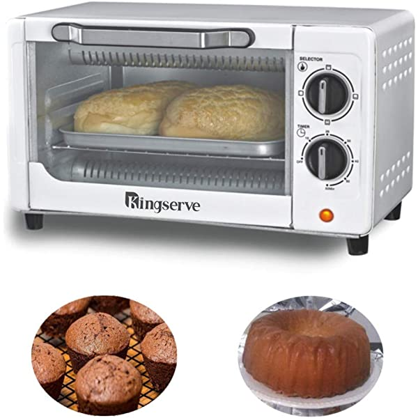 Microwave Oven High Power Countertop Stainless Steel Big Large Capacity Modern