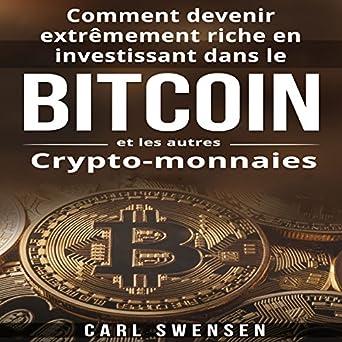 Entreprise investissant dns le bitcoin