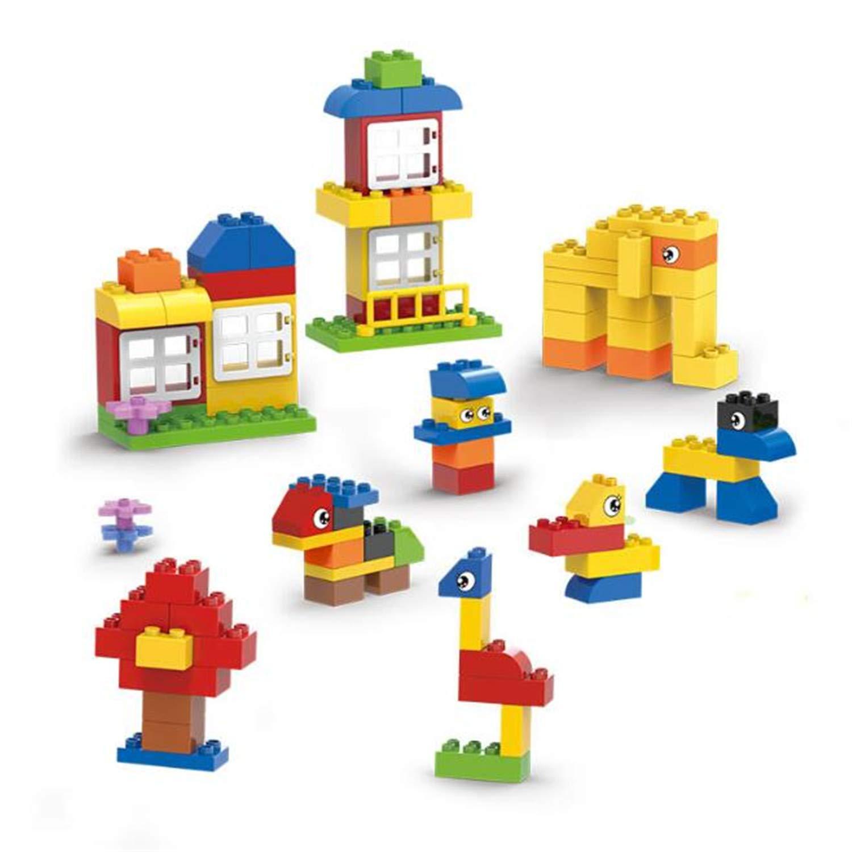 BABIFIS 93セット アニマルパーク 組み立てブロック、素晴らしいギフト(誕生日プレゼント 子供への感謝祭   B07MJYNTR6