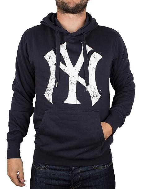 Majestic Felpa Malerba New York Yankees BL  Amazon.it  Abbigliamento 5552e181283c