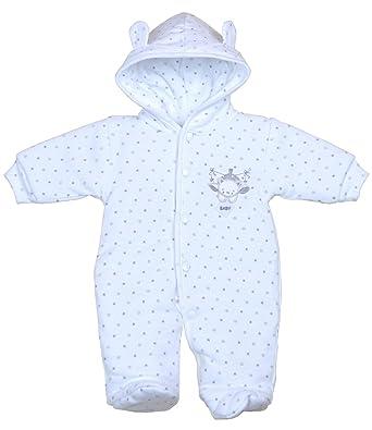 3e8b83bf8 Babyprem Premature Baby Snowsuit Pramsuit Clothes Teddy Unisex 3-5lb ...