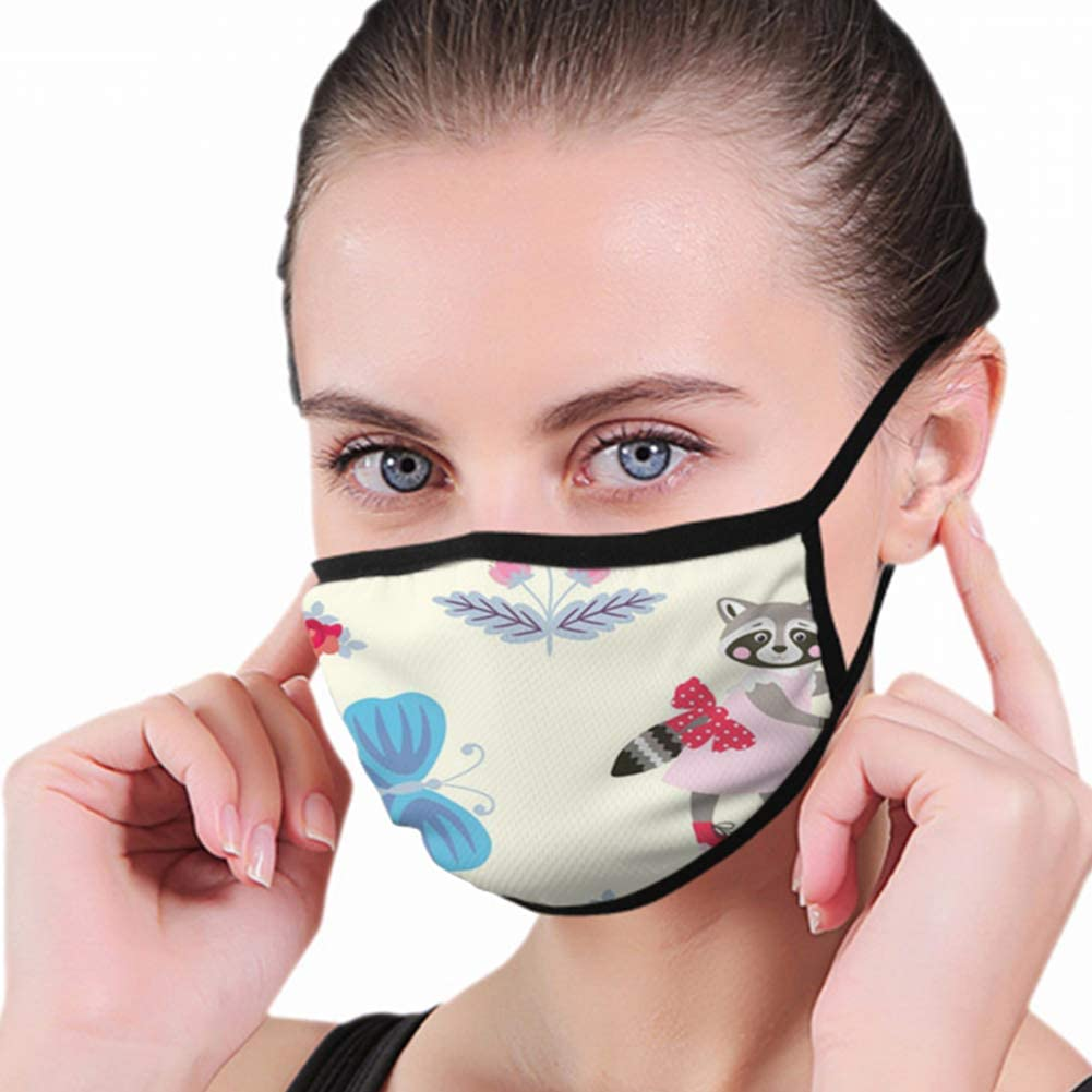 masque anti pollution hello kitty