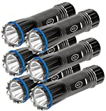 Performance Tool New Firepoint LED Tactical Aluminum Flashlight (6 Pack)