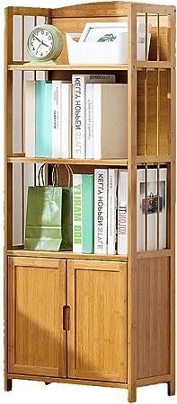 KELE Simple Multi-Capa con la Puerta Estantería para Libros ...