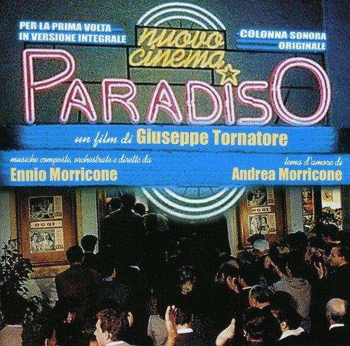 CD : Ennio Morricone - Nuovo Cinema Paradiso (CD)