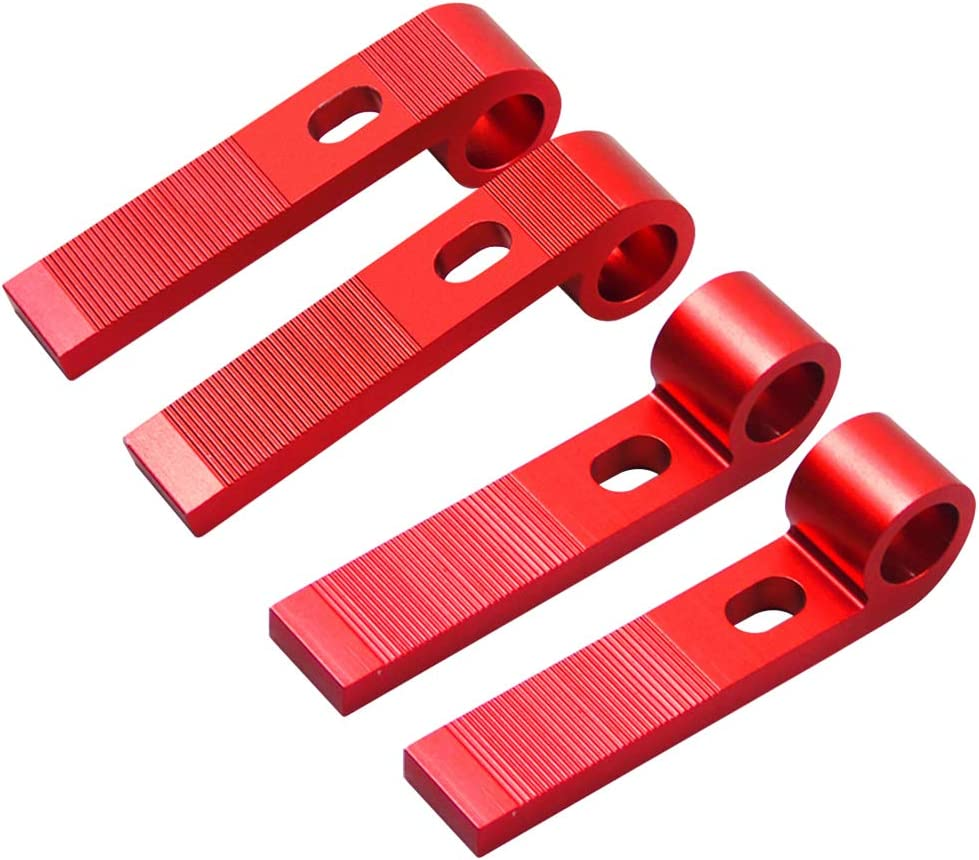 4Pcs Clamping Blocks DIY Clamps Hand Tools /& T Track for Woodworking Clamps
