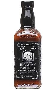 Lynchburg Tennessee Whiskey Hickory Smoked BBQ Sauce