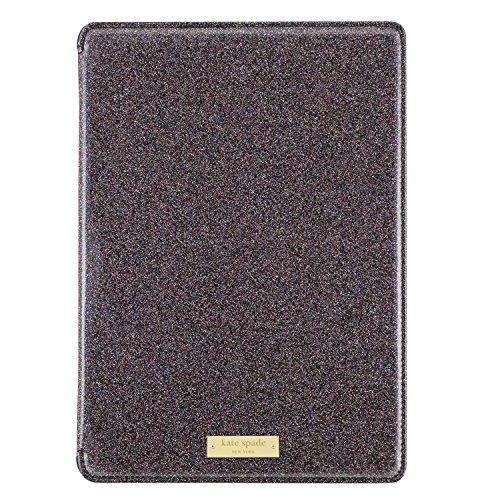 kate spade new york Designer Folio Hardcase for iPad Air 2, Multi Glitter Black (Ipad Air Case Kate Spade Folio)