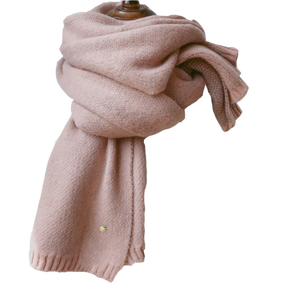 Chal con bufandas Bufanda hecha punto Europa de la bufanda del algodón de la bufanda de la mujer del...