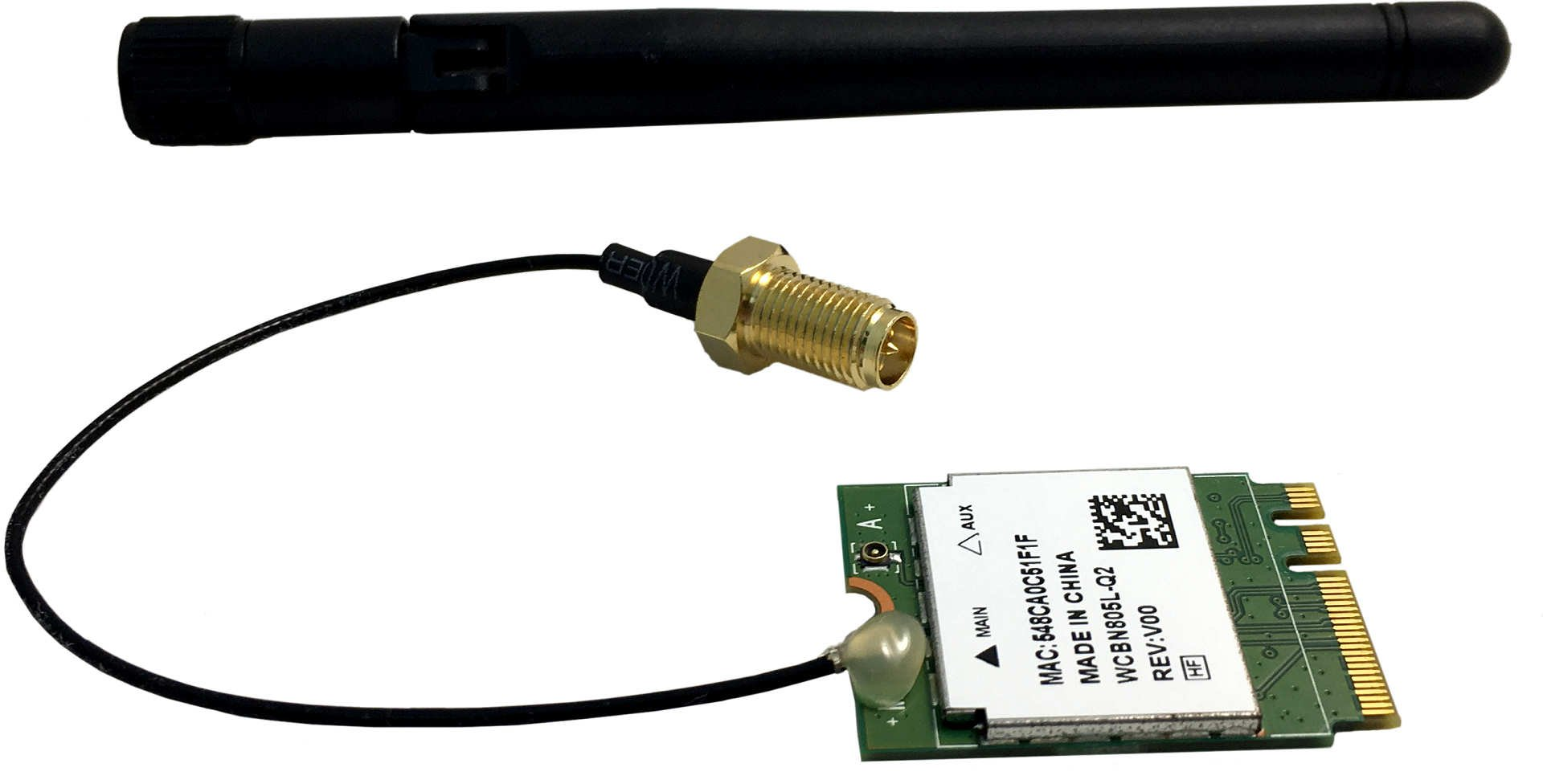 Wireless Module for Series 3 Compatible with all Series 3 by Brightsign