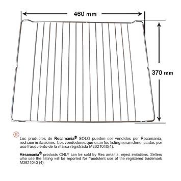 Recamania® - Parrilla Horno Teka 370x460mm