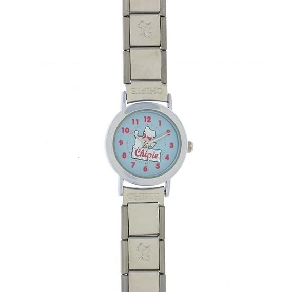 Reloj Unisex Inoxidable De Chipie CuarzoCorrea Acero 5200315 zVpqSUM