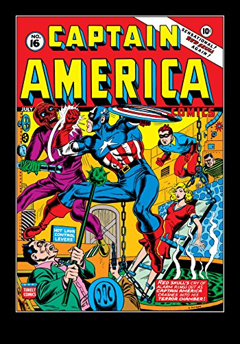 Captain America Comics (1941-1950) #16